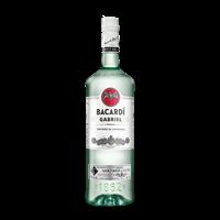 YourSurprise Rum met bedrukt etiket - Bacardi 1 liter