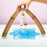Kikkerland DIY Schilder Pendulum