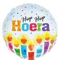 DeBallonnensite Hiep Hiep Hoera ballon