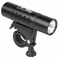 koplamp Apollon AK 1.1 1 watt zwart
