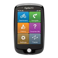 fietsnavigatie Cyclo 210 Europa