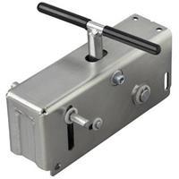 Twinny Load koppeling trekhaak e-Carrier/Swing FFK zilver