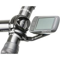 K-Edge Wahoo Bolt Sport Mount 31.8mm - Fietscomputerhouders