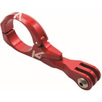 K-Edge Go Big Pro Handlebar Mount - 31.8mm - Red
