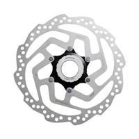 Shimano remschijf SM RT10 S 160 mm Center Lock zilver