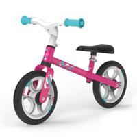 Loopfiets First Bike roze - Roze/lichtroze