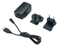 MIO adapter mini USB 200/400/Discover Series zwart 4 delig