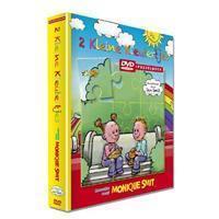 dvd + puzzelboek 2 kleine kleutertjes
