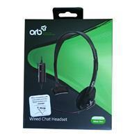 Xbox One ORB wired chat headset