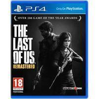 Sony The Last of Us Remastered