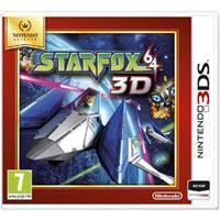 Star Fox 64 3D ( Selects)