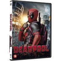 Ion Deadpool DVD