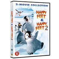 Happy feet 1 & 2 (DVD)