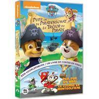 Paw patrol - Pups en de piratenschat (DVD)