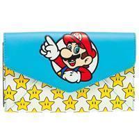 Nintendo Mario & Stars Envelop Wallet
