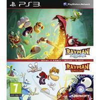 Rayman Legends + Rayman Origins (Double Pack)