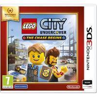 LEGO City Undercover The Chase Begins ( Selects)