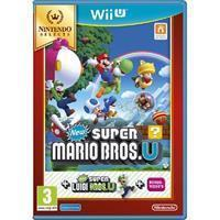 Nintendo New Super Mario Bros. U + New Super Luigi U ( Selects)