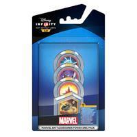 Disney Infinity 3.0 Power Discs 4-Pack Marvel Battlegrounds