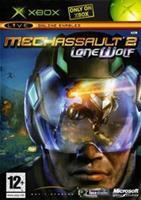 Microsoft Mech Assault 2 Lone Wolf
