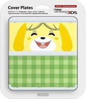 Cover Plate NEW  3DS - Animal Crossing Isabelle