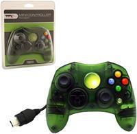 Xbox Controller S Transparent Green ()