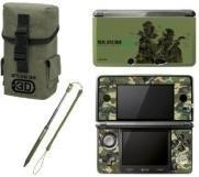 Metal Gear Solid Snake Eater 3D Accesoires Set