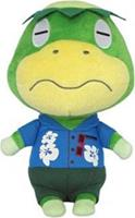 San-ei Co Animal Crossing Pluche - Kapp'n