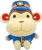 San-ei Co Animal Crossing Pluche - Porter