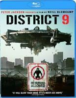 Tristar Pictures District 9 (Blu-ray)