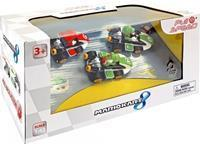 Pull & Speed Mario Kart 8 Racer 3 Pack