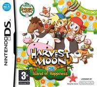 Rising Star Games Harvest Moon DS Island of Happiness