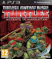 Activision Teenage Mutant Ninja Turtles Mutants in Manhattan