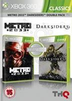 THQ Metro 2033 + Darksiders (Double Pack) (Classics)