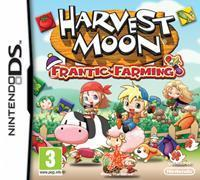 Rising Star Games Harvest Moon Frantic Farming