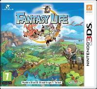 Nintendo Fantasy Life