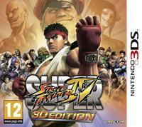 Capcom Super Street Fighter IV 3D Edition