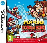 Mario vs Donkey Kong 3 Mini-Land Mayhem