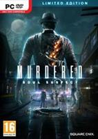 Square Enix Murdered Soul Suspect Limited Edition