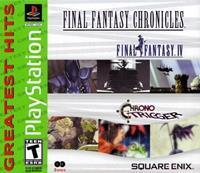 Square Enix Final Fantasy Chronicles (greatest hits)