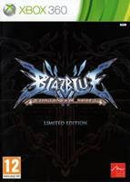 BlazBlue: Continuum Shift Limited Edition