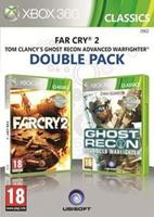 Ubisoft Far Cry 2 + Ghost Recon Advanced Warfighter (Classics)
