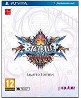 Pqube BlazBlue Chrono Phantasma Extend Limited Edition
