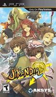 Aksys Games Jikandia the Timeless Land