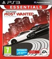Electronic Arts Need for Speed Most Wanted (2012) (essentials)