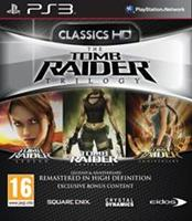 Square Enix Tomb Raider Trilogy