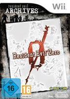Capcom Resident Evil Zero
