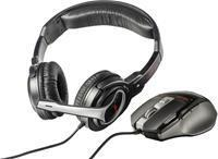 Trust GXT249 Gaming Headset & Mouse