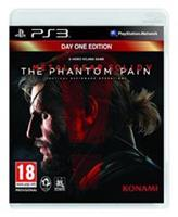 Konami Metal Gear Solid 5 the Phantom Pain Day One Edition