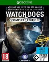 Ubisoft Watch Dogs Complete Edition (greatest hits)